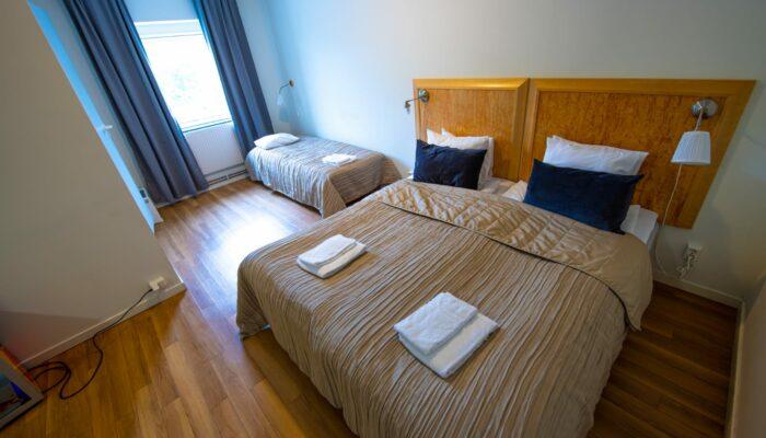 Våra rum - Kvarntorget Hotell & Hostel