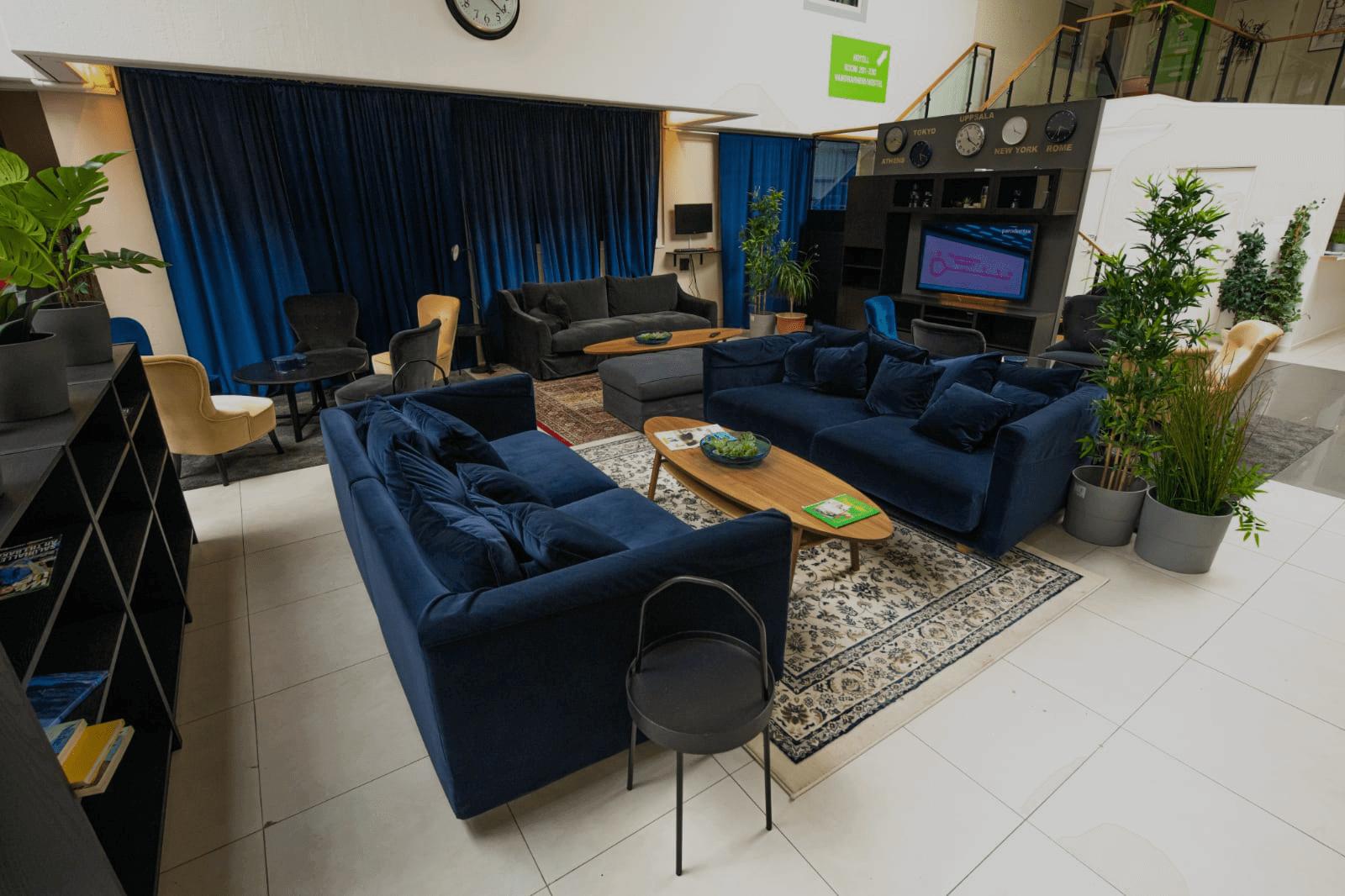 Reception - Kvarntorget Hotell